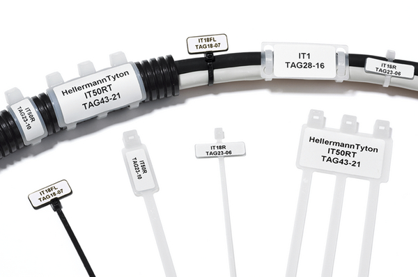 Marking Plates for Cable Various Sizes