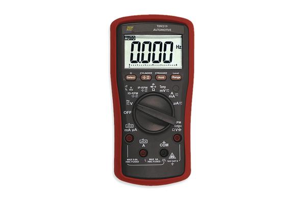 Automotive Digital Multimeter : Automotive tester digital multimeter tbm