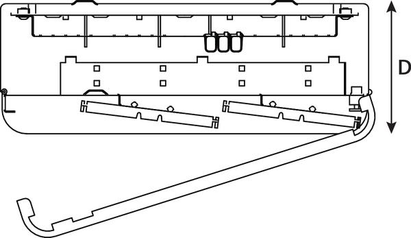 BFP - Building Flexibility Point Wall Box BFP1019C (857