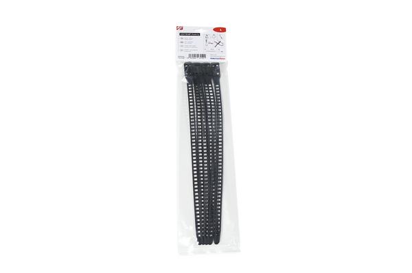 Naturel attaches de câbles 4.6 x 385 mm X100 PTW05 Pearl genuine top qualité produit neuf