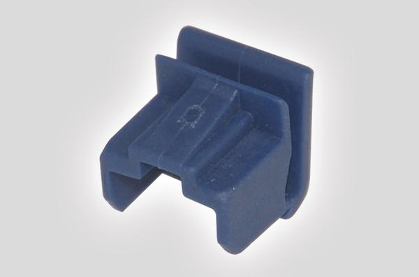 Pack Dust Cover for RJ45 socket red 100 pcs